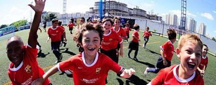 FCBarcelona Camp 2014