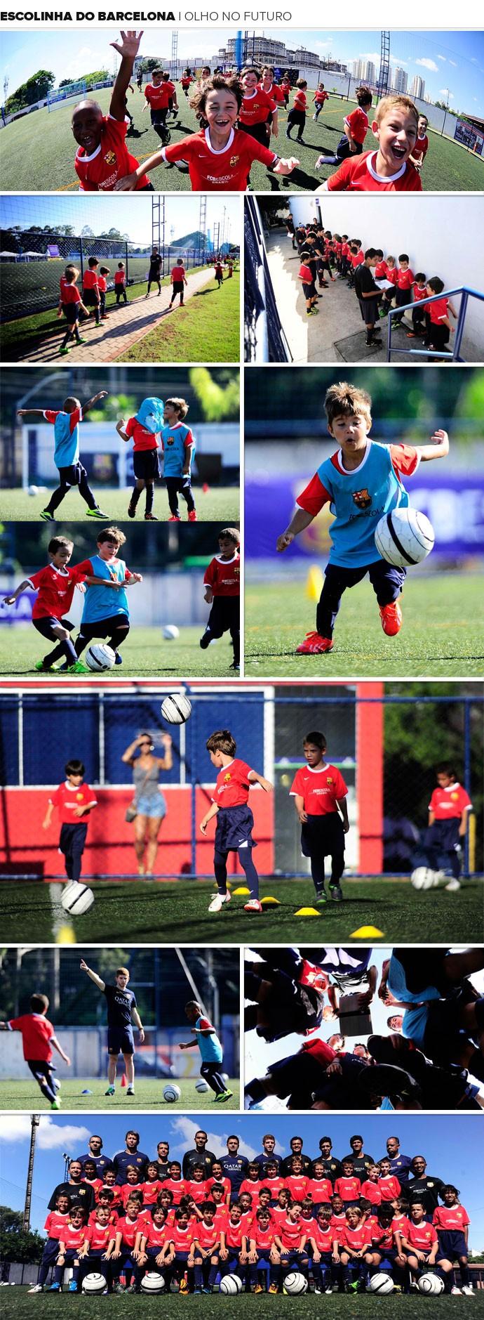 Fotos FC Barcelona Camp na Arena WS