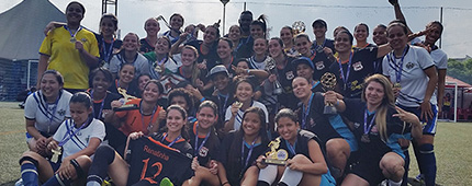 1ª Copa Arena WS de Futebol Society Feminino