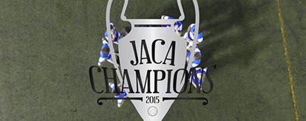 1ª edição do JACA CHAMPIONS