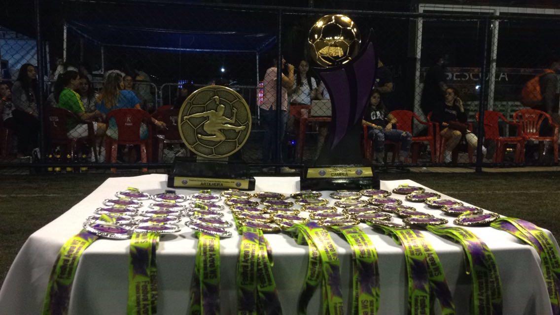 Festival Arena WS Futebol Society Feminino